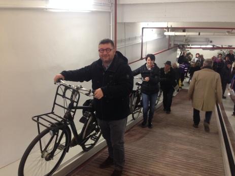opening fietsparking markt 2017-01-28